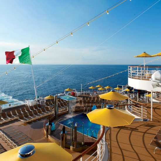 Caraibi Costa Cruises
